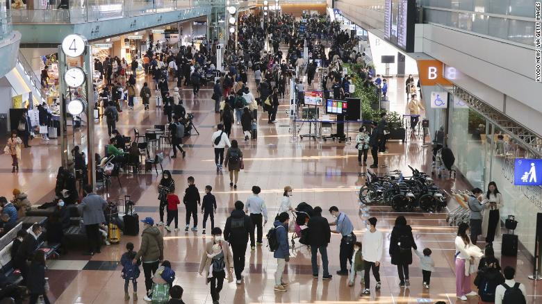 Japan will ban entry to foreign nationals after Covid-19 variant detected in country