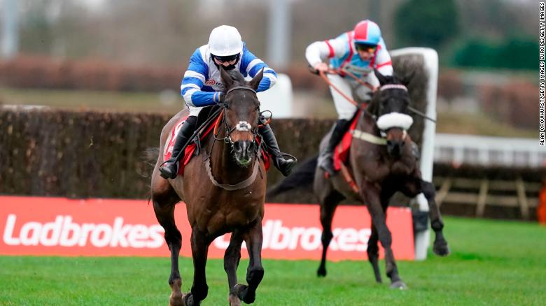 Female jockey makes history in famous Boxing Day steeplechase