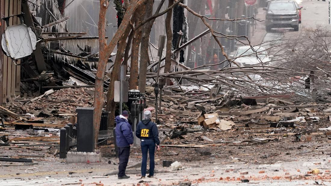 Anthony Quinn Warner identified as Nashville bomber