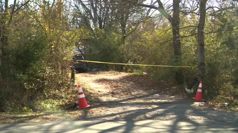 Three women and two girls were found dead in Arkansas on Christmas Day