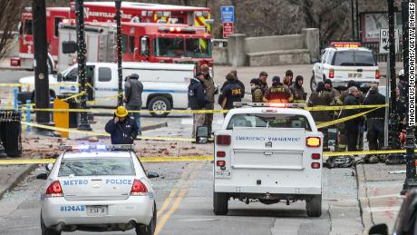 Nashville police officers describe Christmas morning explosion in their own words
