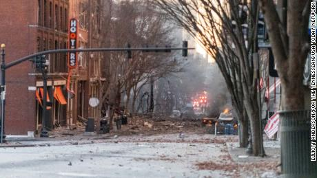 The Nashville explosion slammed these small businesses. They'll need help digging out