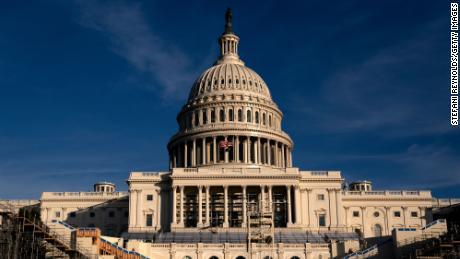 Nearly a dozen Republican senators announce plans to vote against counting electoral votes