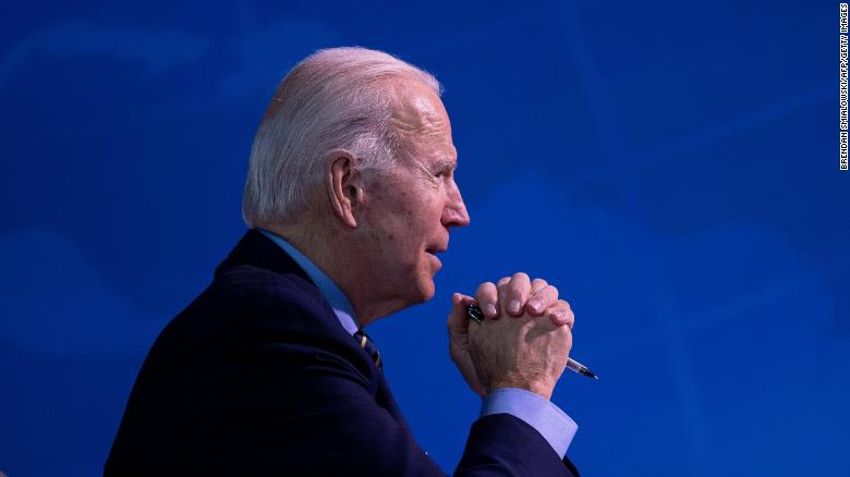 The challenges facing Joe Biden in 2021