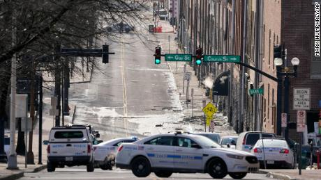 Nashville residents, business owners to retrieve important items and pets from Christmas Day bomb site