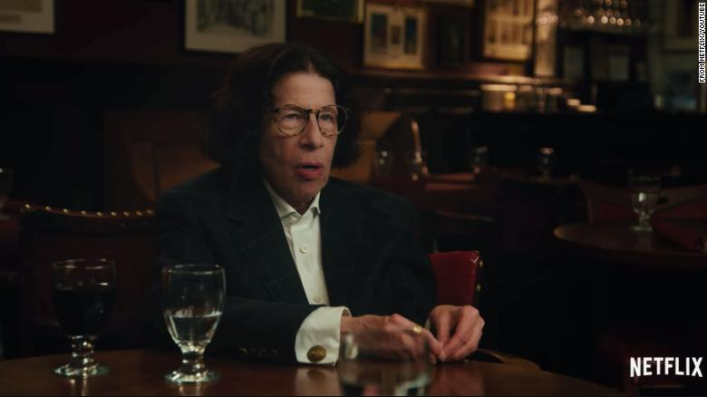 Netflix drops trailer for Martin Scorsese's documentary on Fran Lebowitz