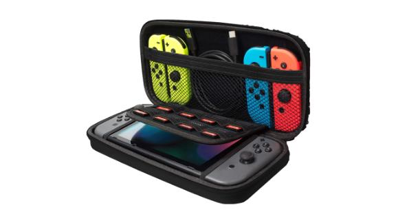 Orzly Carry Case for Nintendo Switch