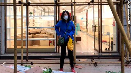 A former lawyer, Zhang Zhan traveled to Wuhan in early February to report on the pandemic and subsequent attempts to contain it. She was sentenced to four years in jail on Monday.