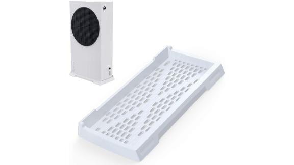 innoAura Vertical Stand for Xbox Series S