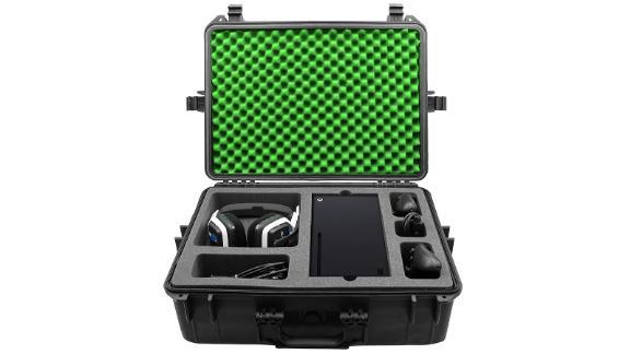 Casematix Hard-Shell Travel Case