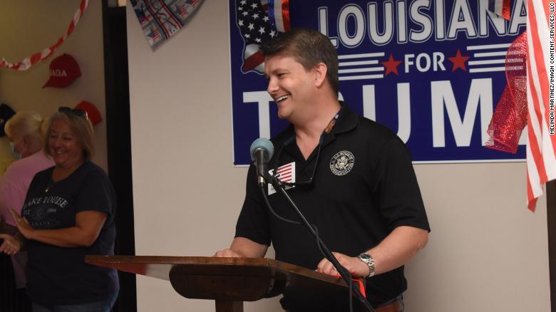 Congressman-elect Luke Letlow dies after battling Covid-19