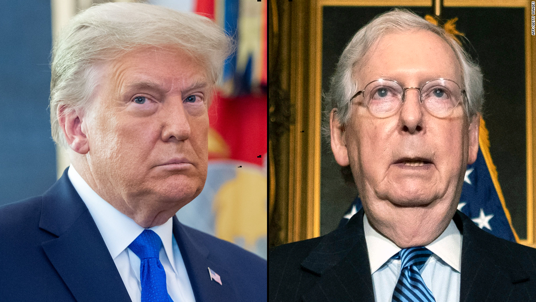 How Trump and McConnell set the final pieces for the Supreme Court to reconsider Roe v. Wade - CNN