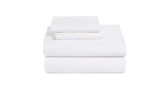 Treasure & Bond Linen-Cotton Sheet Set