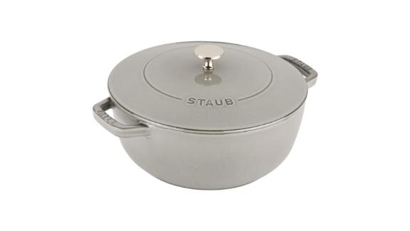 Staub 3.75-Quart Enameled Cast-Iron French/Dutch Oven
