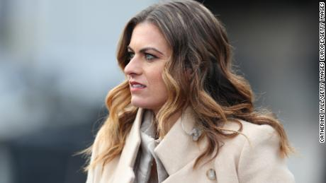 Karen Carney received online abuse after a tweet from Leeds United.