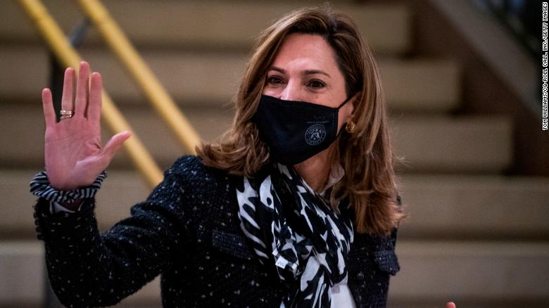 Congresswoman-elect María Elvira Salazar tests positive for Covid-19