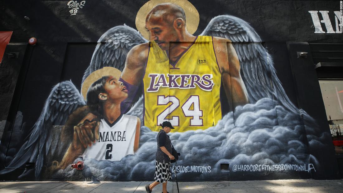 Kobe Bryant wasn't just an NBA star. He was an ambassador for all sports