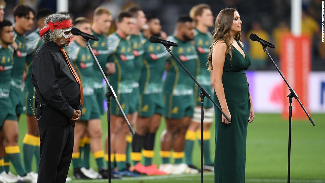 Australia changes national anthem to reflect Indigenous history
