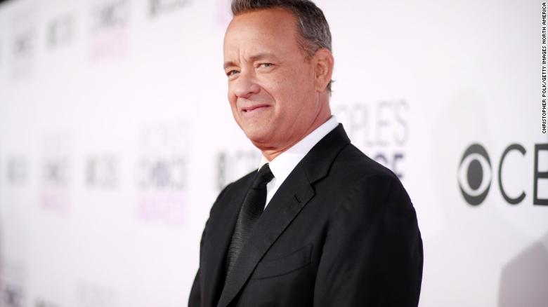 Tom Hanks urges entertainment industry to make more films and TV shows about racism