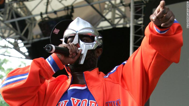 MF Doom, influential rapper, died in October at 49