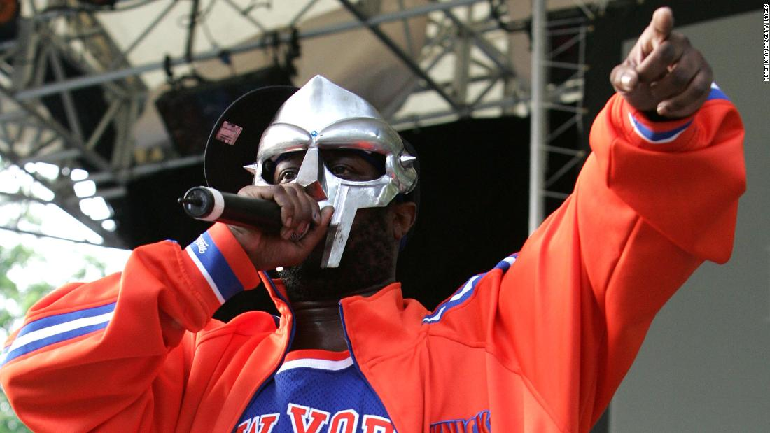MF Doom influential rapper died in October at 49 – CNN