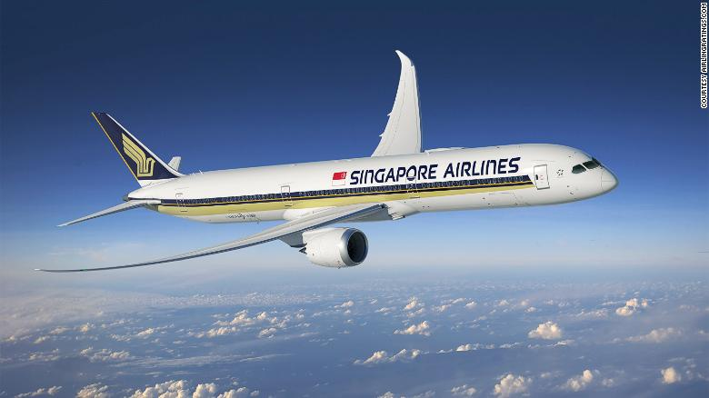 Singapore Airlines hopes to be world's first fully vaccinated airline | CNN Travel