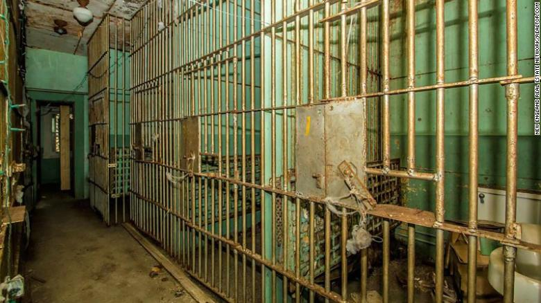 Otherwise normal house for sale hides nightmarish surprise: An entire abandoned jail