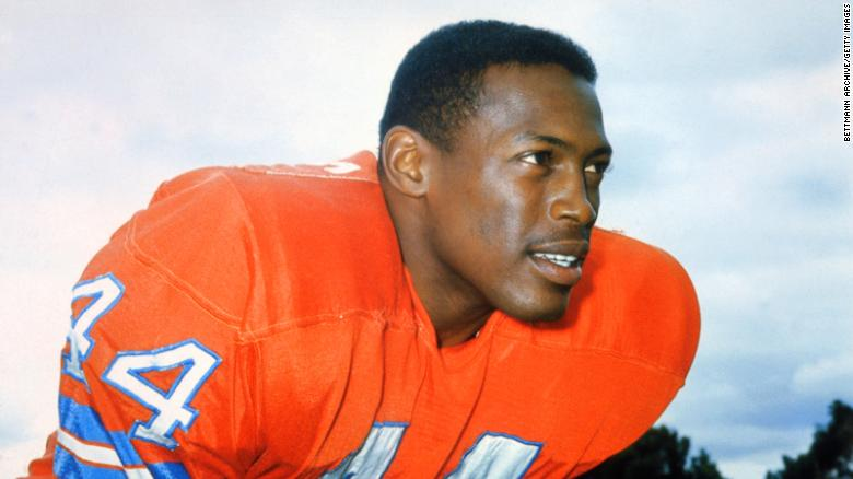 Floyd Little, NFL running back and Hall of Famer, dies at 78