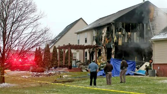 3 killed after small plane crashes into Michigan home | Northwest &  National News | nbcrightnow.com