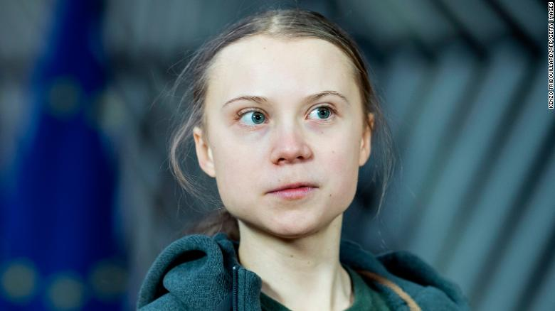 Greta Thunberg celebrates her 18th birthday with a snarky tweet