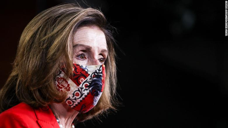 Pelosi says she would be open to abandoning 9/11-style commission for Capitol riot if efforts remain stalled