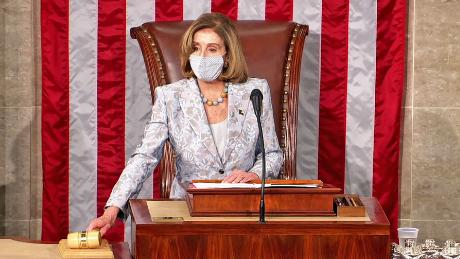nancy pelosi wins speaker house fourth term sot nr vpx_00000422
