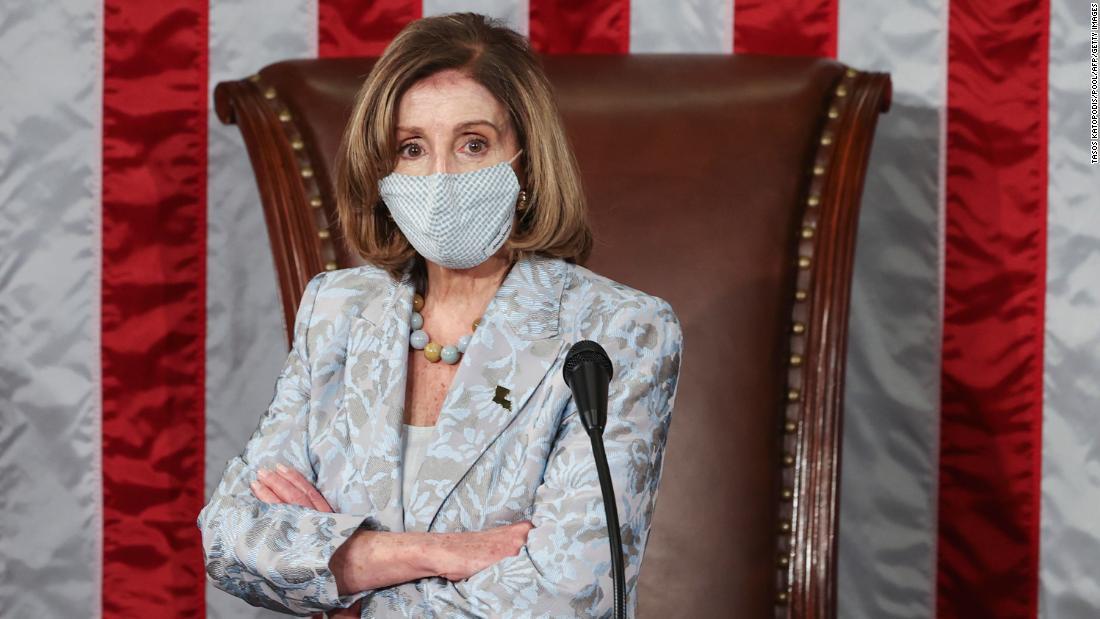 Opinion: Never underestimate Nancy Pelosi