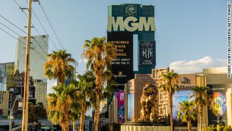 MGM делает ставку на 11 миллиардов долларов для британской игорной группы