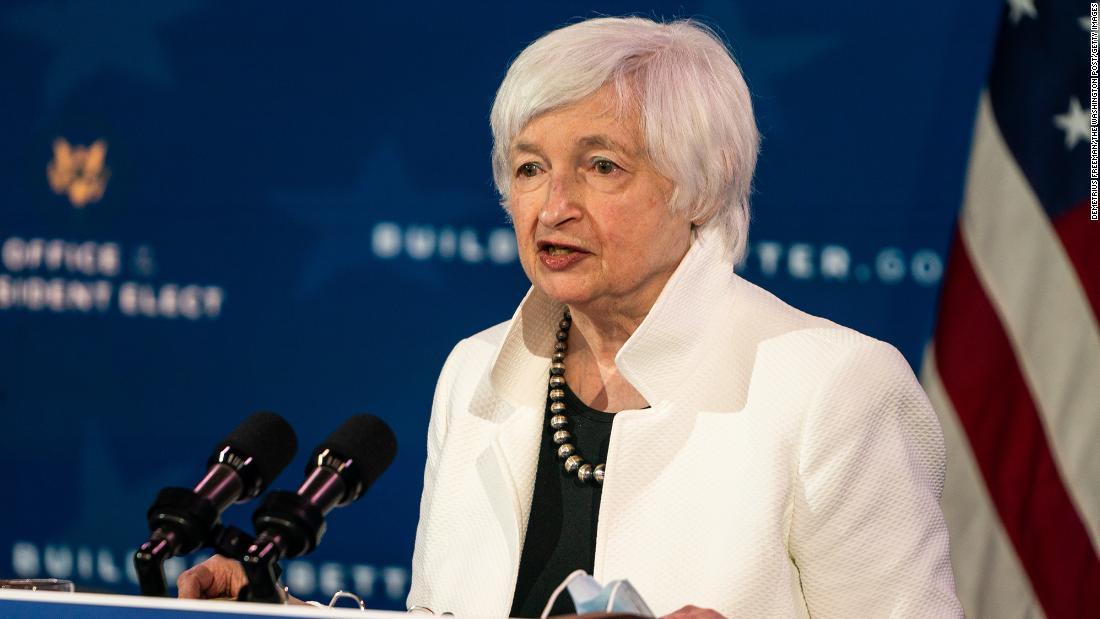 Джанет Йеллен заработала миллионы, выступая с речами в банках Уолл-стрит, которые она скоро отрегулирует