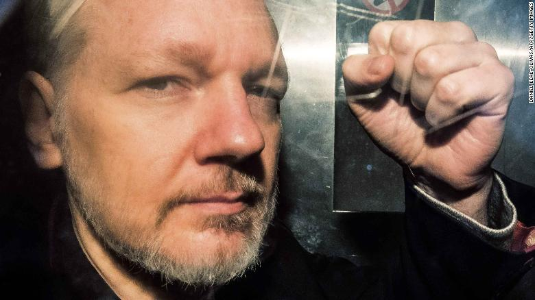 UK judge denies US request to extradite Julian Assange