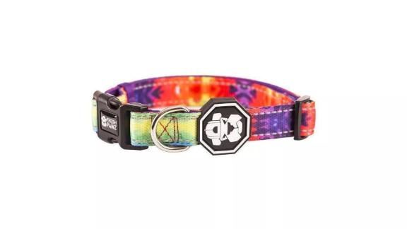 Fresh Pawz Tie-Dye Dog Collar