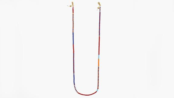 Madewell Beaded Convertible Face Mask Lanyard