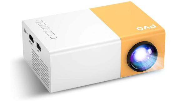 PVO Mini Portable Projector