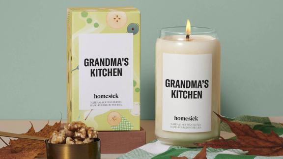 Homesick Grandma