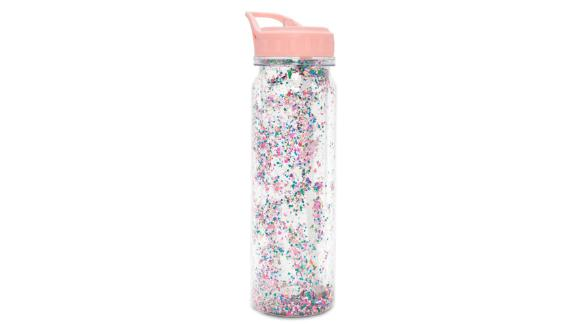 Ban.do Glitter Bomb Water Bottle — Small Confetti