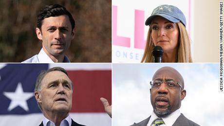 На кону гонок в Сенате Джорджии: будущее экономики Америки