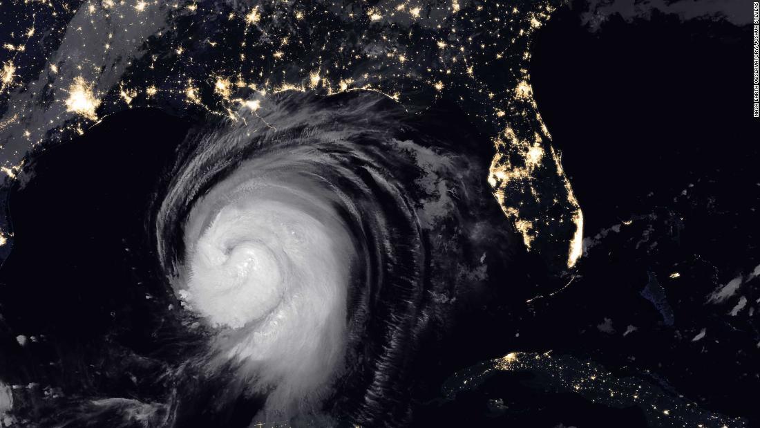 These stunning NASA satellite images capture 2020