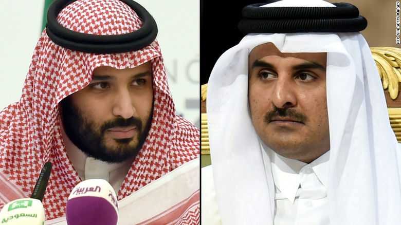 A public reconciliation between Saudi Arabia's Crown Prince Mohammed bin Salman and Qatar's Emir Sheikh Tamim bin Hamad Al Thani appears to set the stage for a Gulf detente.