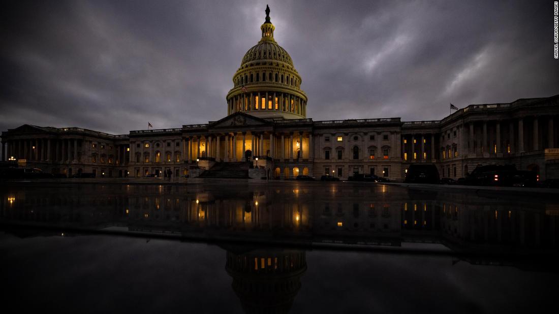 Georgia election will advance this fundamental change in US Senate – CNN