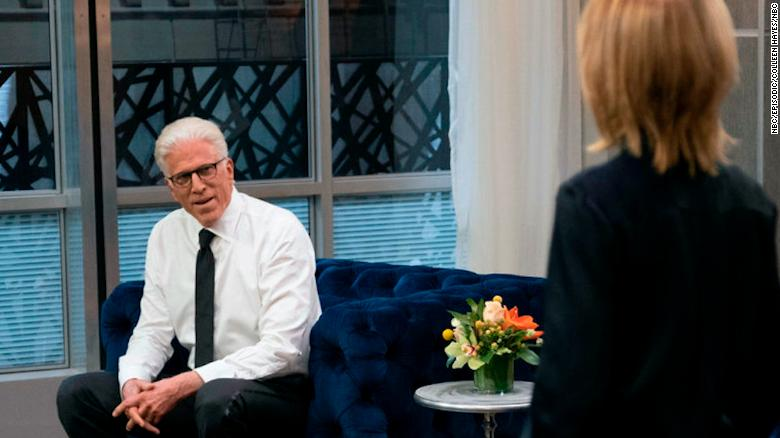 'Mr. Mayor' wisely elects Ted Danson to play TV's latest bumbling politician