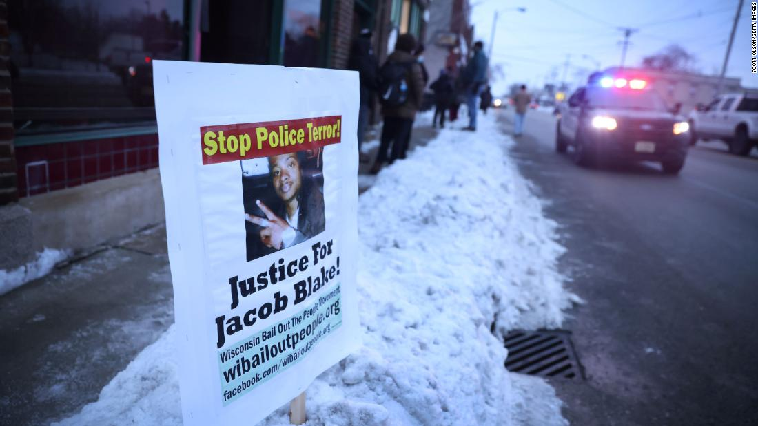 Wisconsin mobilizes National Guard and city approves emergency resolution ahead of charging decision in police shooting of Jacob Blake