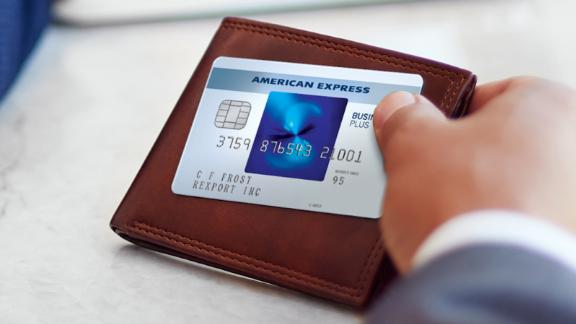 Amex Blue Business Plus card members can get a $25 credit on purchases of $500 or more after enrolling in this new offer.