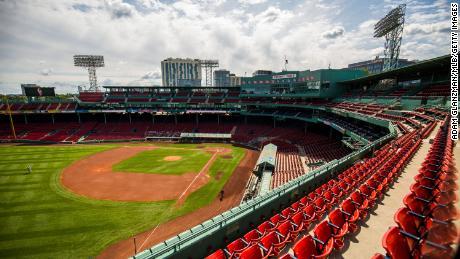 How Major League Baseball is tracking Covid-19 variants