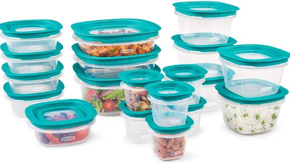 Rubbermaid EasyFindLids Food Storage Set